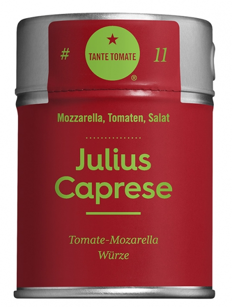 #11 Julius Caprese