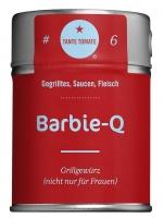#6 Barbie Q.
